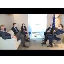 Premierul Florin Cîțu, vizită de lucru la Bruxelles